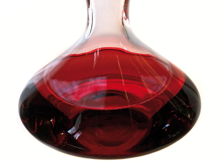 осветленное вино из красной смородины