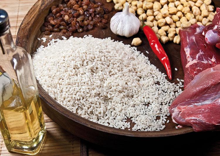 рис сорта аланга для плова софи
