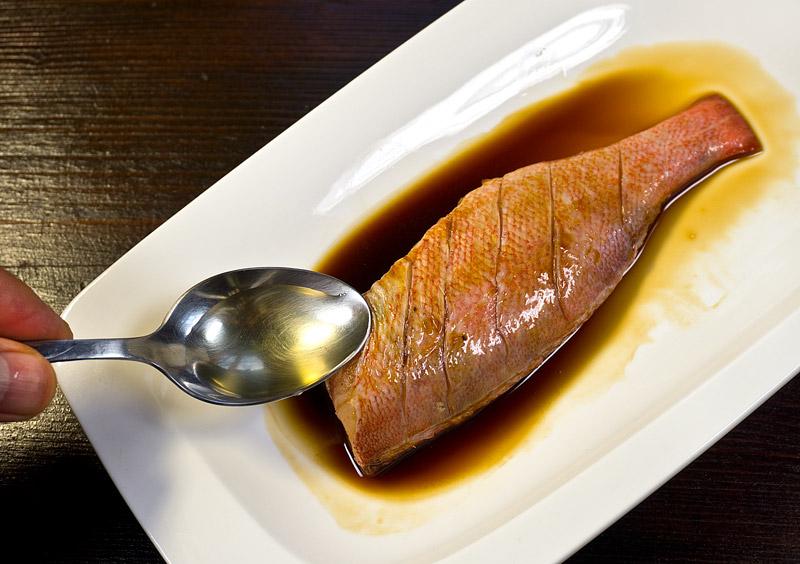 маринование окуня для рыбного супа